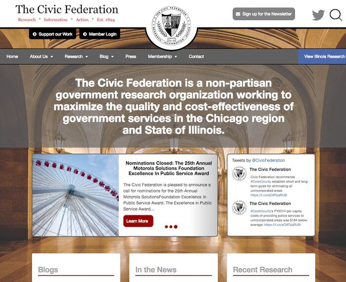 The Civic Federation
